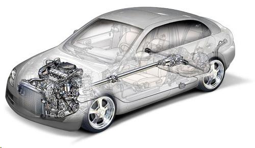 vehicle body2